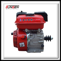 9hp air cooled single cylinder 4 stroke petrol engines