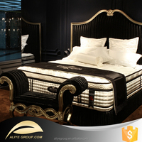 F4117-home furniture general use bed and italian bedroom sets luxury