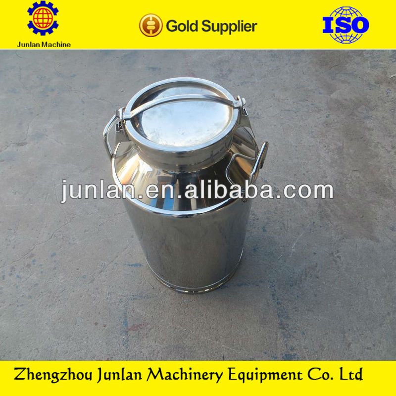 Stainless Steel 304 milk transport cans