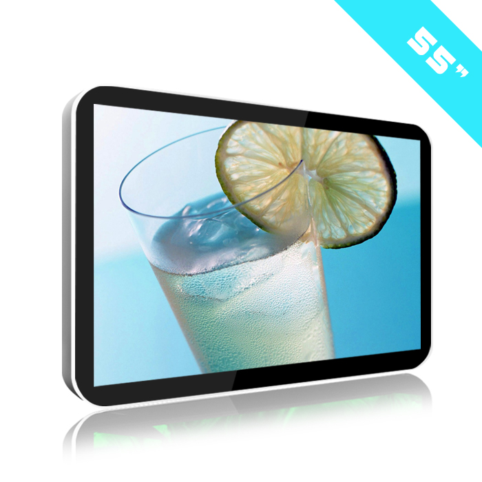 55 inch outdoor advertising lcd display arge outdoor lcd display