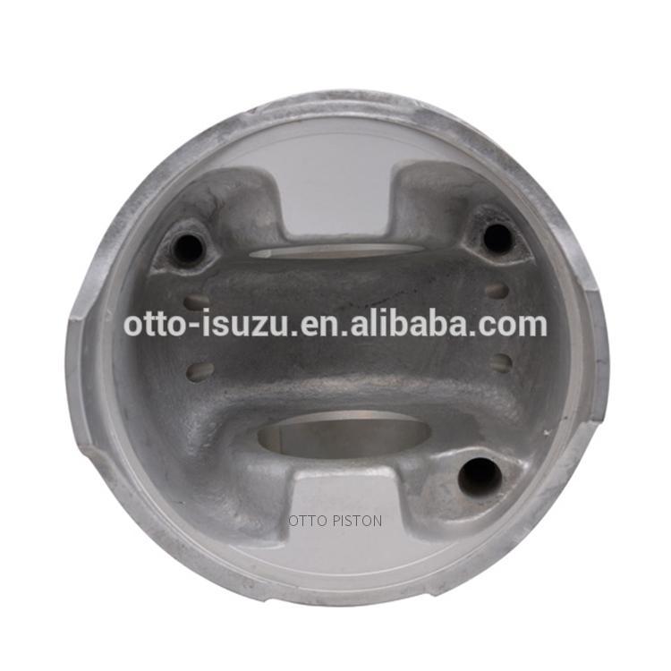 High quality long duration time diesel pistons 6114-31-2111