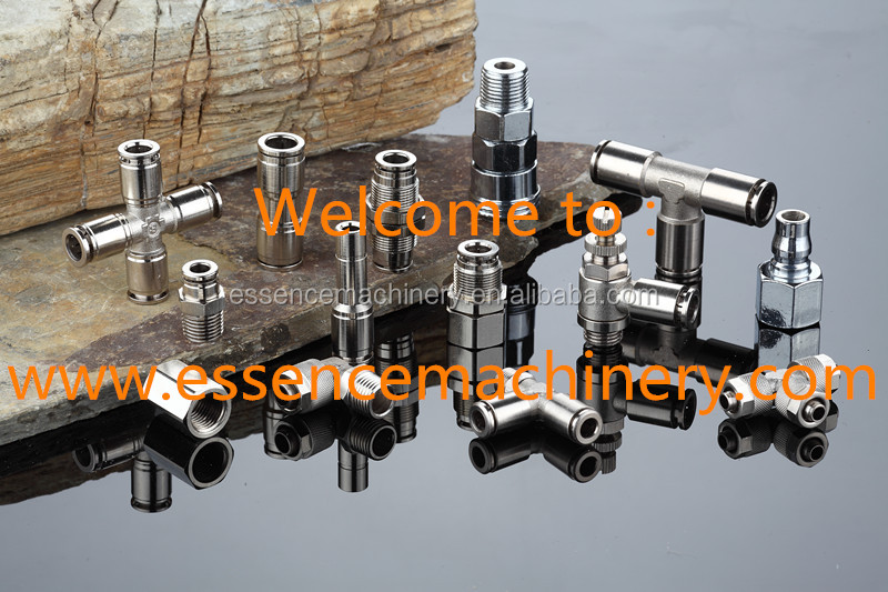 High quality Pneumatic fitting factory Professional manufacturer