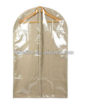 nice clear plastic zipper garment bags