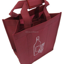 pp non woven wine bag popular in China