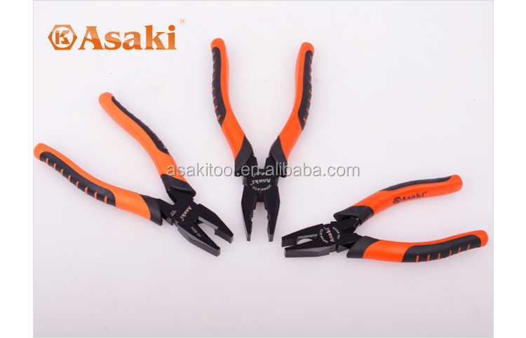AK-8035 Hot selling diagonal-cutting plier hand tools