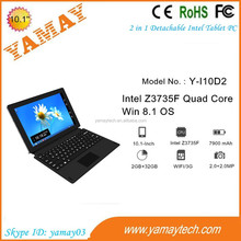 china market of electronic 10.1 inch Intel Quad Core win8 os tablet pc with turkish language