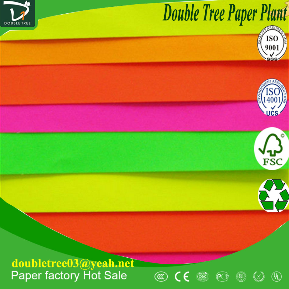 A4 Colorful Self Adhesive Printing Paper Gift DIY Label Sticker Paper
