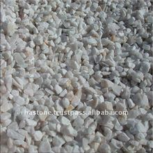 WHITE CRUSH STONE