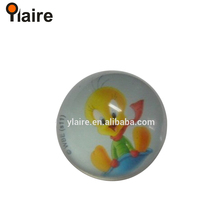 2017 new duck shape novelty tpu bouncing ball