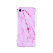 Amazing painting glossy surface IMD marble phone case for iphone 6 plus 6s plus