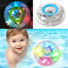 Party Tub Bath Water LED Flashing Lights Toys