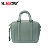 MD9105 Wholesale Supplier Full Beads Ladies Bags Handbag in Leather