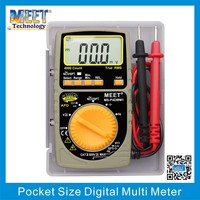 MS-P4DMM1 2016 New Products True RMS Auto Range and Manual Select Measurement Digital Multimeter