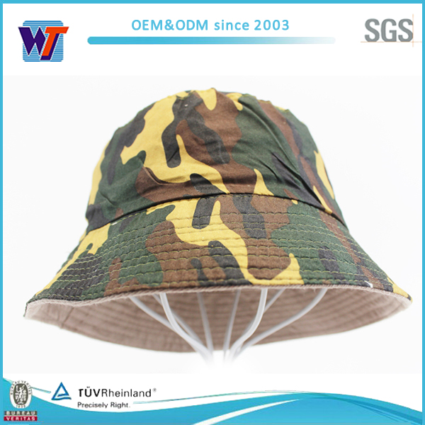 Double-sided style camo greek fisherman cap