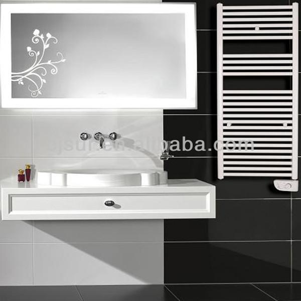 Wall Mounted Bathroom Electric Heater Towel Warmer Buy Bathroom Electric Towel Warmer Wall