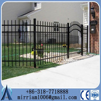 Garden and pool fencing, easy to install and is constructed from long lasting, rust free aluminium that is strong yet light