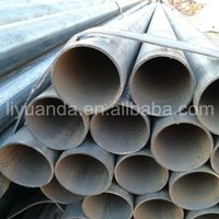 deliver water hot dip galvanized steel pipe
