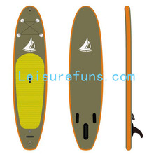 colorful floating inflatable sup stand up paddle board