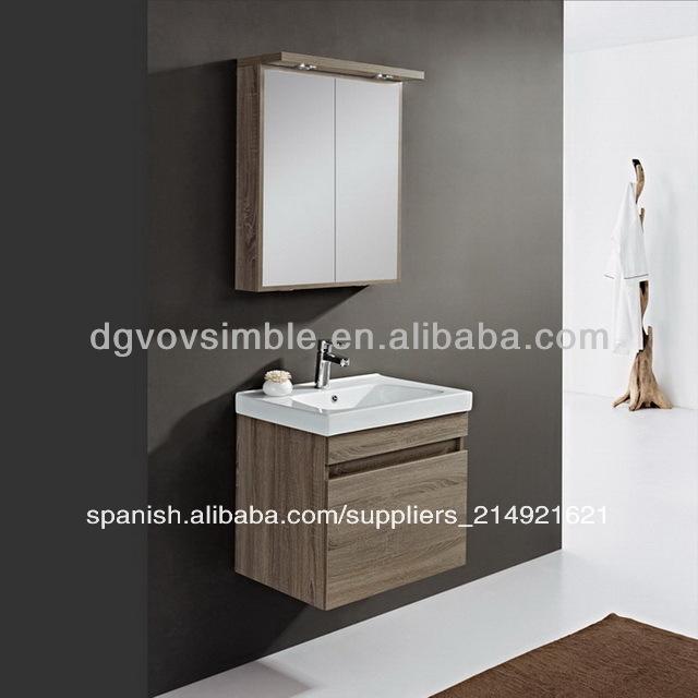 Nuevo modelo de montaje en pared pintura gabinetes de la for Banos ultimo modelo