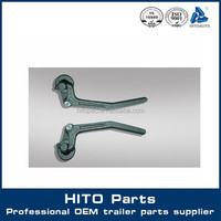 Galvanized Steel Spring Loaded Latch Lock