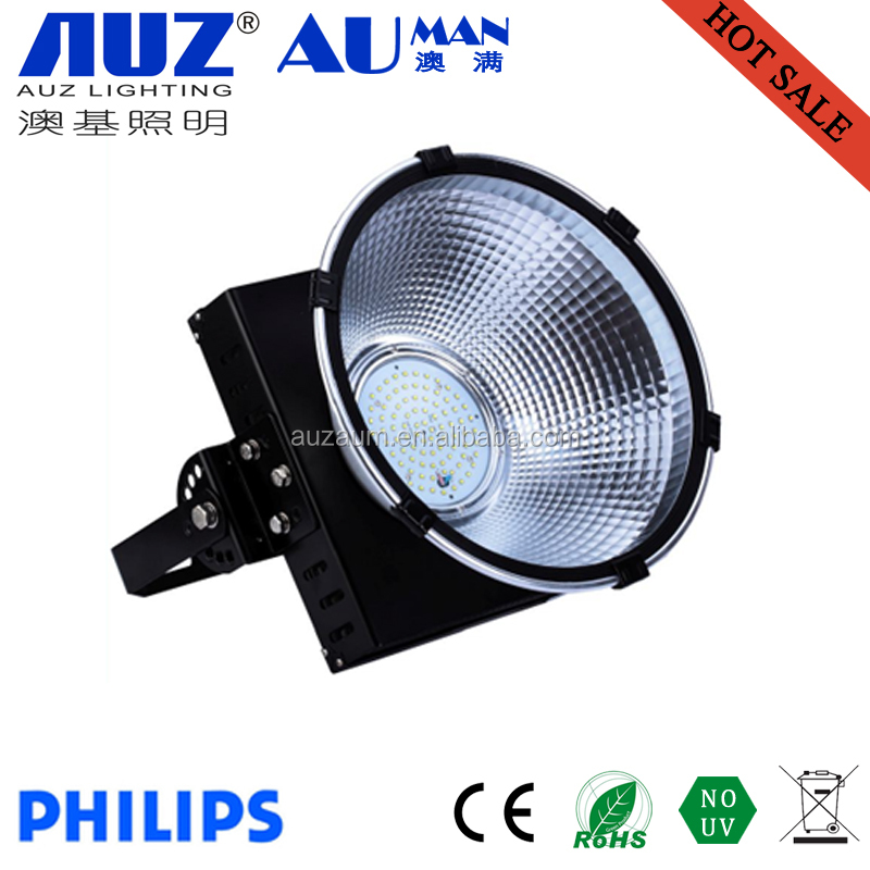 New design high lumen black 100w led high bay light with warranty 5 years IP65 New square fins high bay light