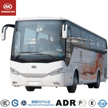 HFF6110K09D1E4B new color design 49 seats city bus from China Ankai
