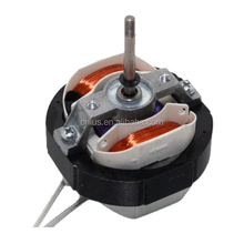 AC shade pole motor with YJ58 series for fan heater