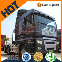 HOT!! FACTORY DIRECTLY SITRAK C7H 440hp 6*2 sinotruk tractor truck for sale