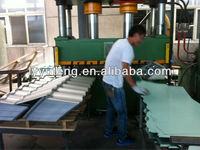 color stone coated corrugated steel roofing tile