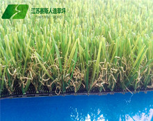 High quality Cheap V shape synthetic artificial lawn for Garden