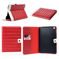 leather tablet case with card holders for ipad air 2