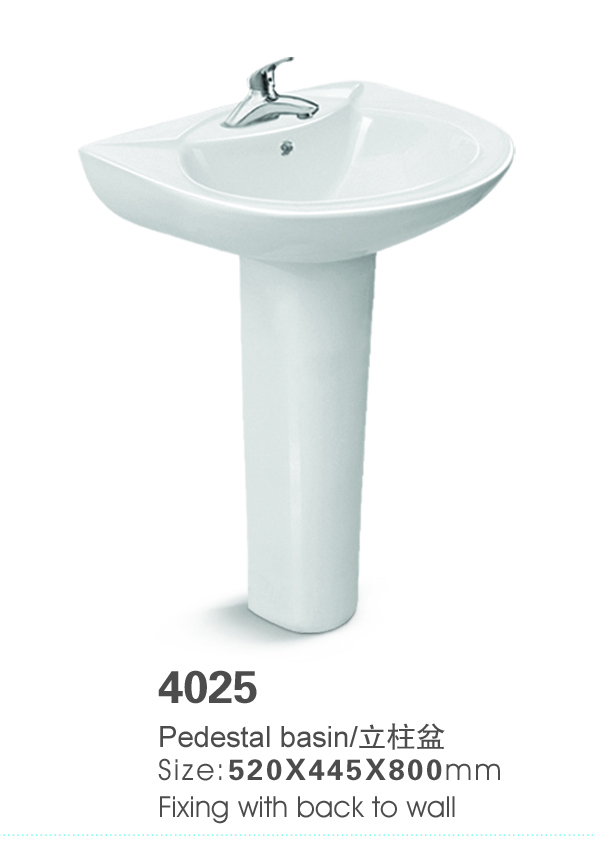 Bathroom tools ceramic cheap price Bangladesh antique wash basin stand