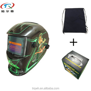 mig tig arc full face protection solar cells painting unique welding helmet en379