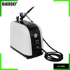 HIKOSKY new model air brush makeup kit with airbrush compressor