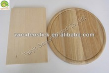 eco-friendly fish/pizza birch/bamboo wooden cutting board