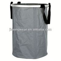Hot sales collapsible cheap pvc laundry hamper for Laundry and promotiom,good quality fast delivery
