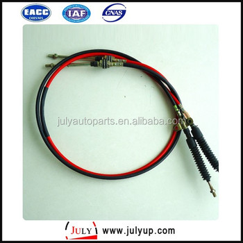 Hot sell Dongfeng truck parts transmission shift cables 17DB05-03060 03070