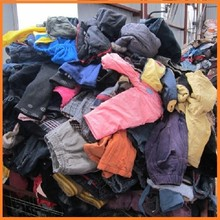 unsorted second hand clothes , companies looking for partners in africa