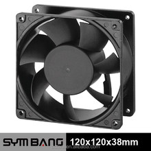 120*38mm 12v 24v 48v brushless dc fan (D12038-03)