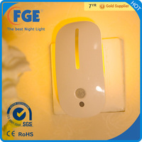 Auto Tuning LED Night Lights, with Motion Sensor, Light Sensor Lights