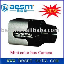 Hot saled all over the world Mini Box cctv camera BS-530C