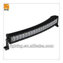 New product 120w led light bar 4x4 curved led light bar auto part