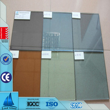 China manufacturer 3-19mm Tea Color Tinted Glass with CE &amp ISO9001 AS/NZS2208:1996