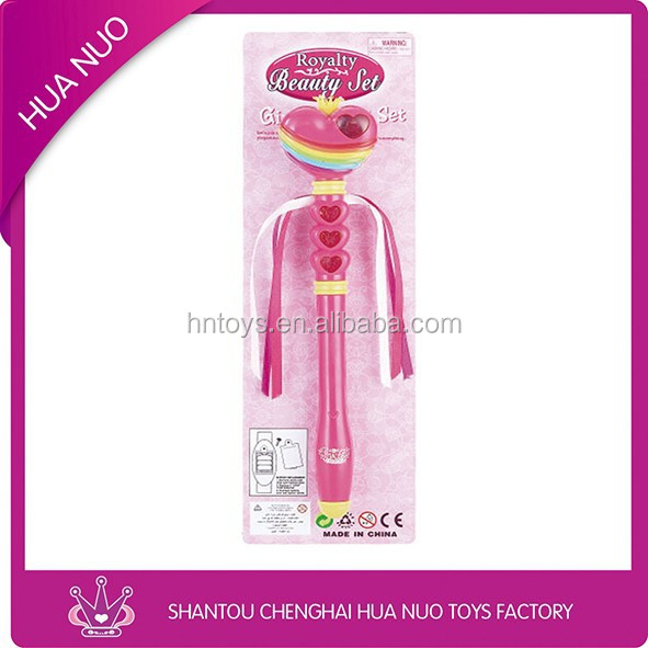 Wholesale kids new design and fashion beautiful princess girls magic wand toy