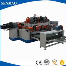 4-8feet spindless veneer peeling machine