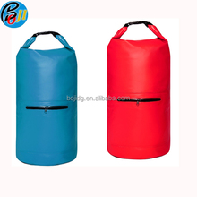 Wholesale Custom Logo Waterproof PVC Lightweight Dry Sack Duffel Bag for Swimming Drifting