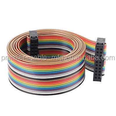 50 way ribbon Cable for IDC connection cable in 10M rolls 10metre