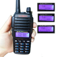 100% Genuine BaoFeng uv-82 Walkie Talkie Dual Band Two Way Radio VHF/UHF 137-174/400-520MHz Portable Radio Pofung uv 82 ham