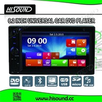 2 din universal with gps bluetooth+touch sreen car dvd player