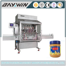 Good Supplier Peanut Butter Bottle Filling Machine